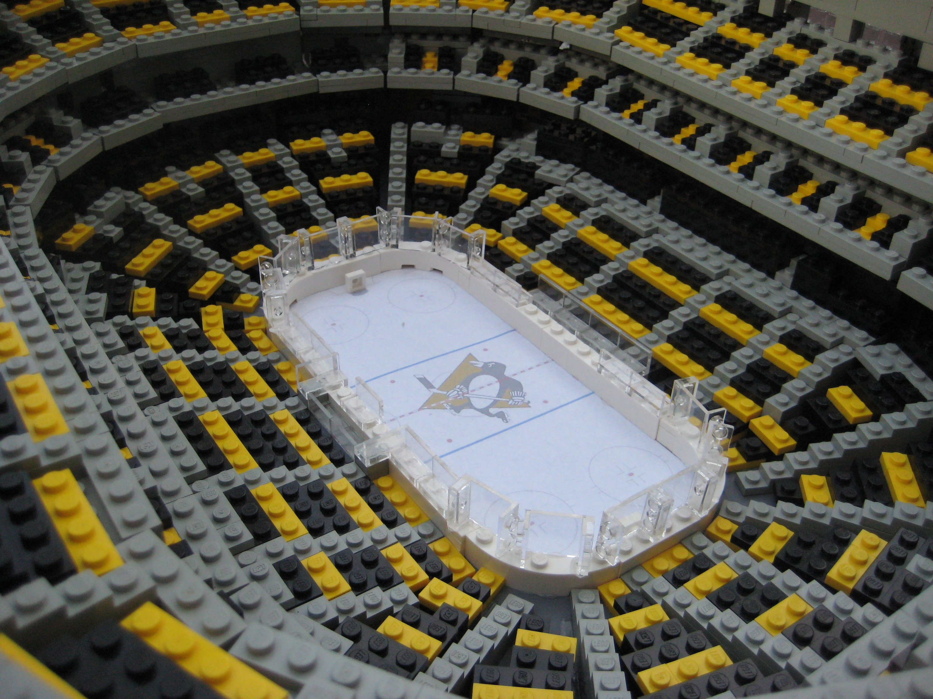 Pittsburgh Pens - Consol Energy Center