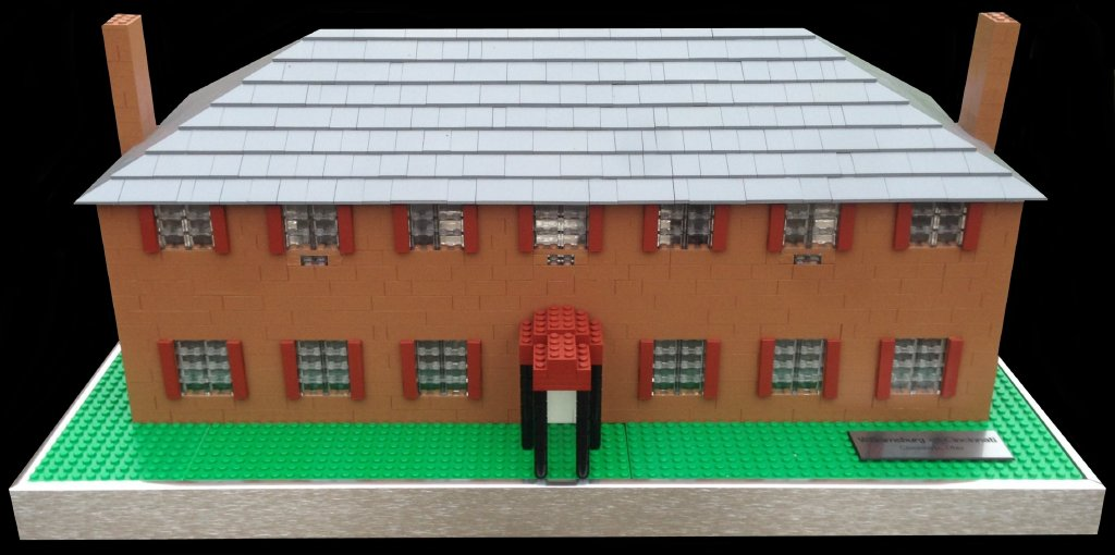 Custom Lego Replica Models of Buildings & Landmarks - Brick Model Design