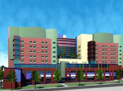 Childrens_Hospital_Front_View_Rendering