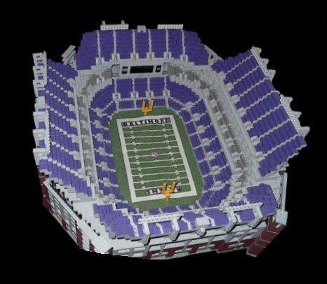 Lego Stadiums - Lego model builder- Brick Model Design