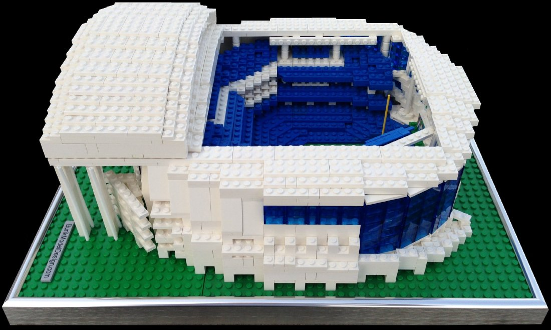 Lego Miami Marlins Ballpark