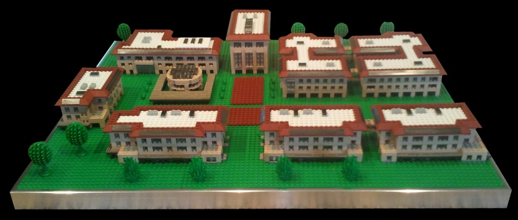 Custom Lego Replica Models Of Buildings Amp Landmarks