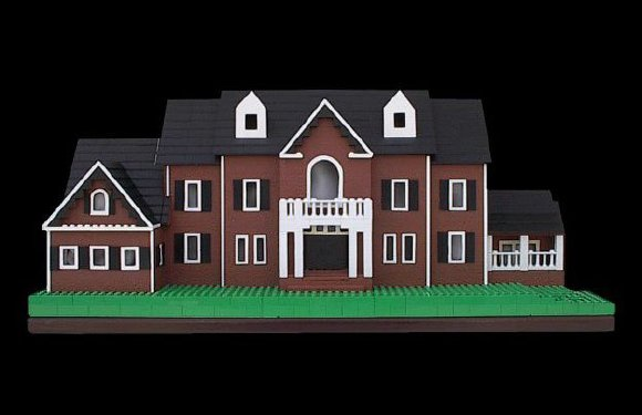 Lego Replica Home