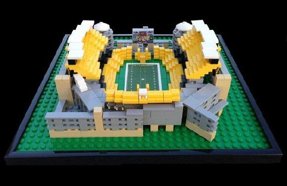 Lego Mini Heinz Field