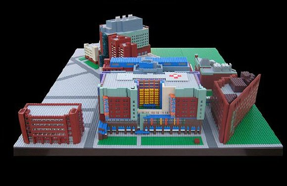 Lego Children's Hospital of Pittsburgh
