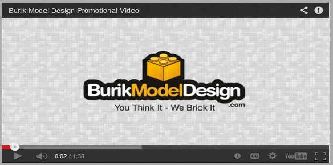 Jason Burik Lego Videos