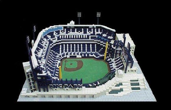 Lego PNC Park