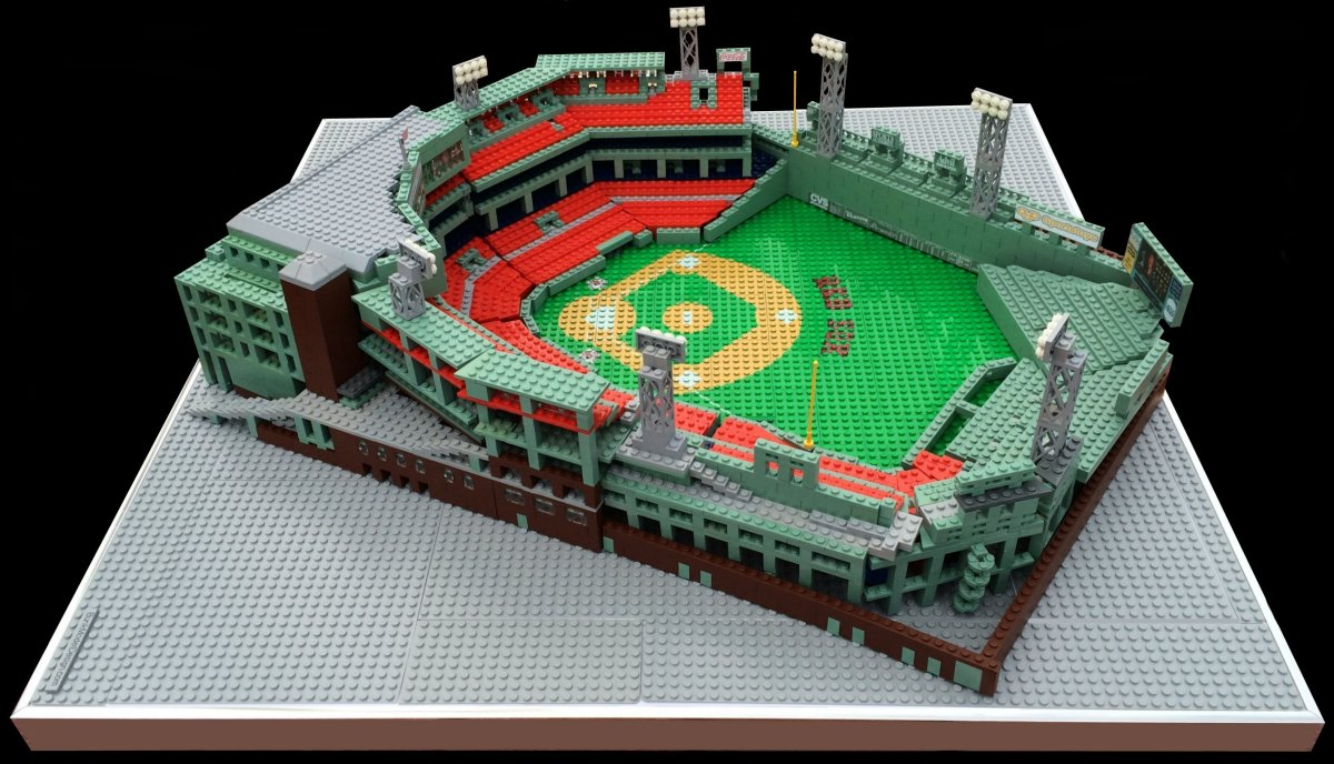 http://www.brickmodeldesign.com/fenway-park-boston-red-sox/