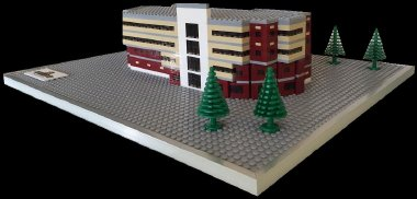 Custom Lego Replica Models Of Buildings Landmarks Brick Model Design