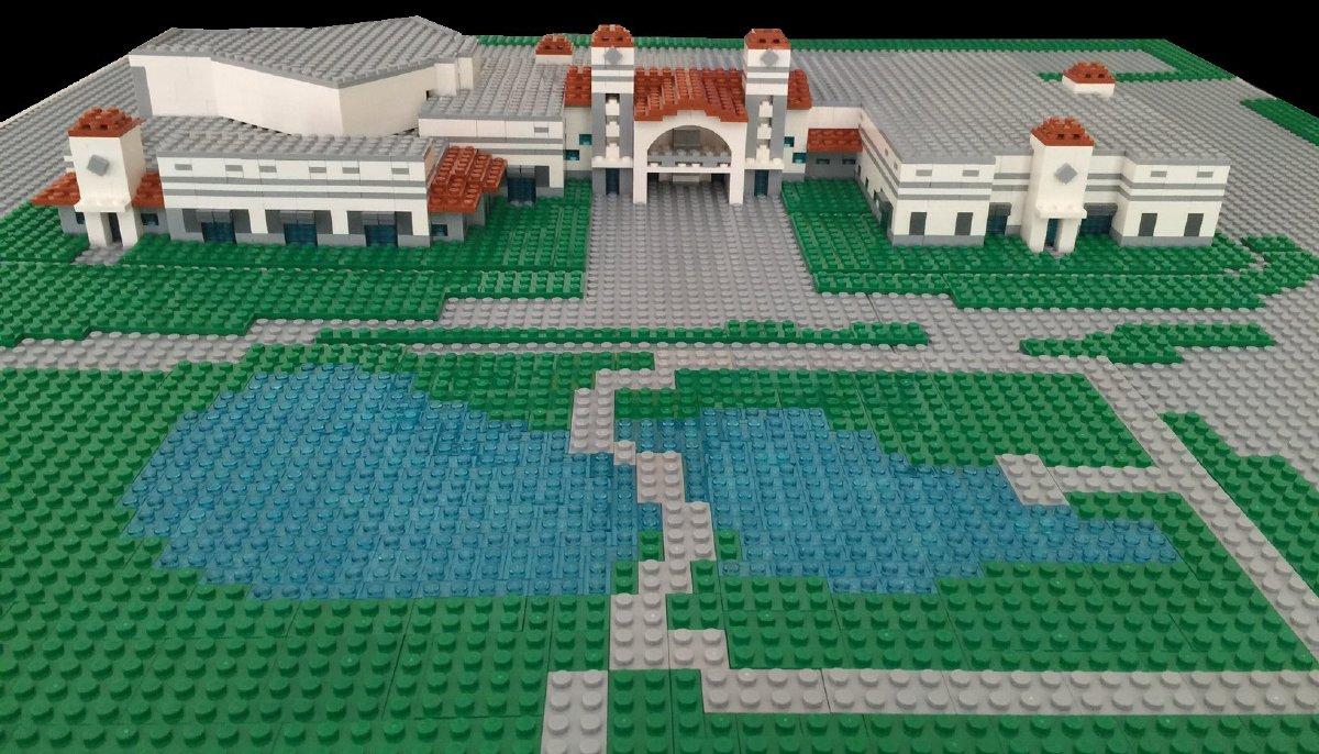 Keystone Lego Church