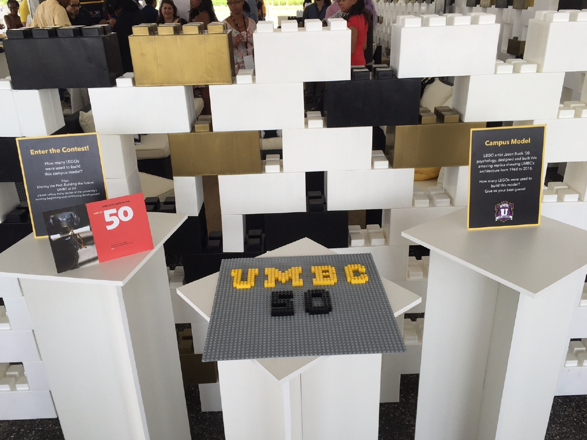 UMBC 50th Anniversary