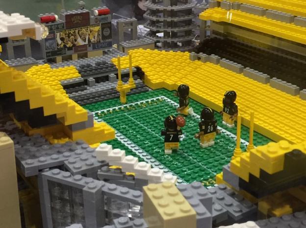 Lego Heinz Field