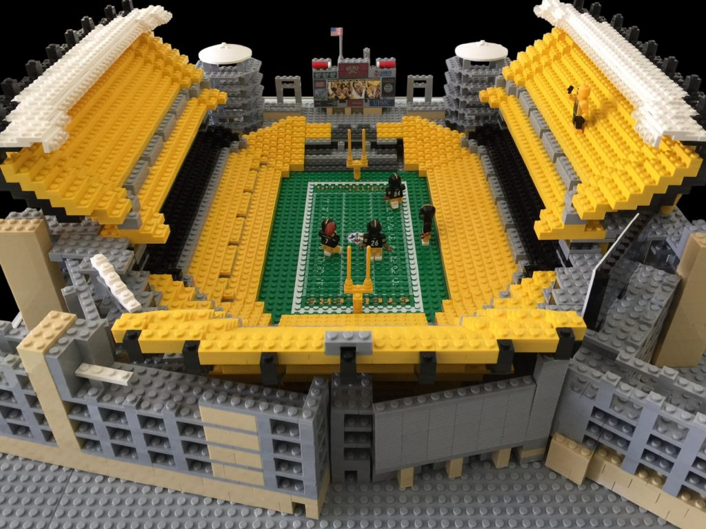 Pittsburgh Steelers Home Building