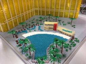 Lego Mandalay Bay Resort Pool