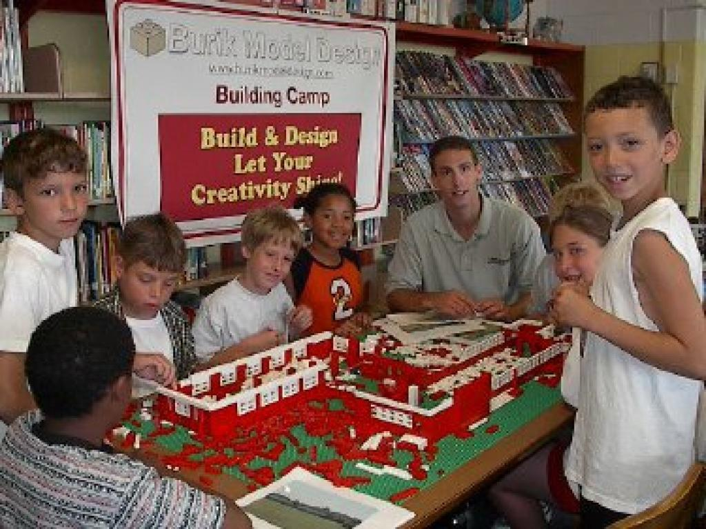 Freetown Elementary Camp Builders