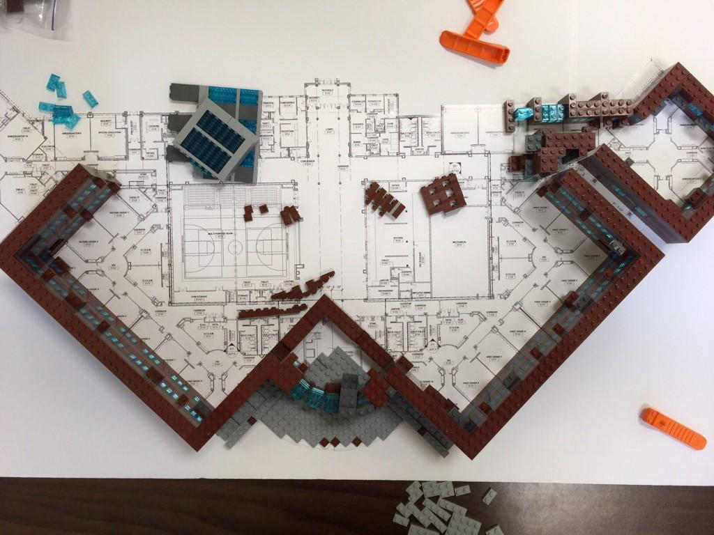 Montour Elementary School Building Plans